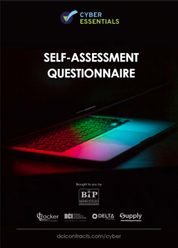 Cyber Essentials Self Assessment Questionnaire