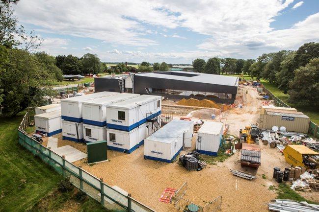 RAF Marham site