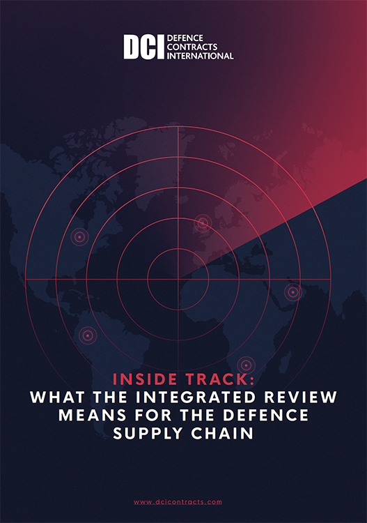 Inside Track: What the Integrated Review means for the defence supply chain